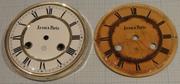 Реставрация циферблатов часов в Харькове